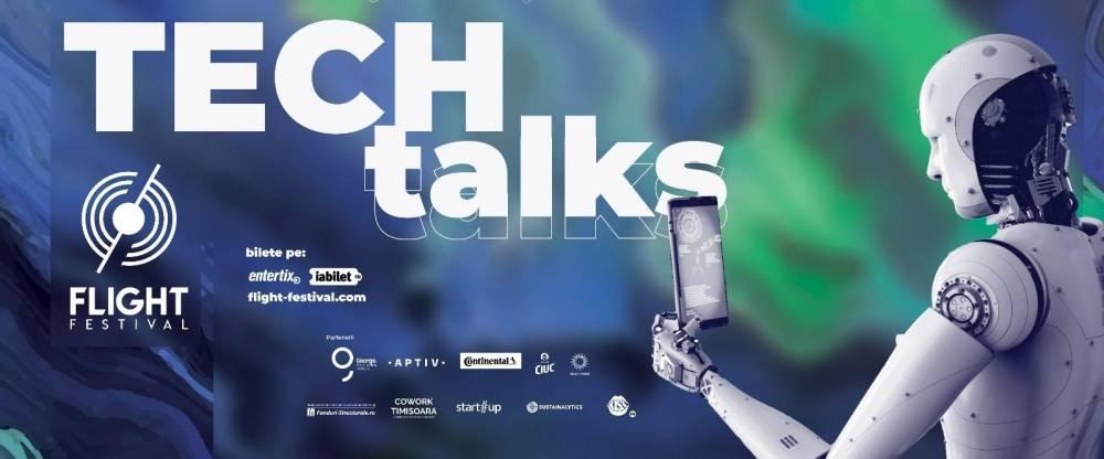 FLIGHT Tech Talks: cum introducem inovarea în companii și comunitate