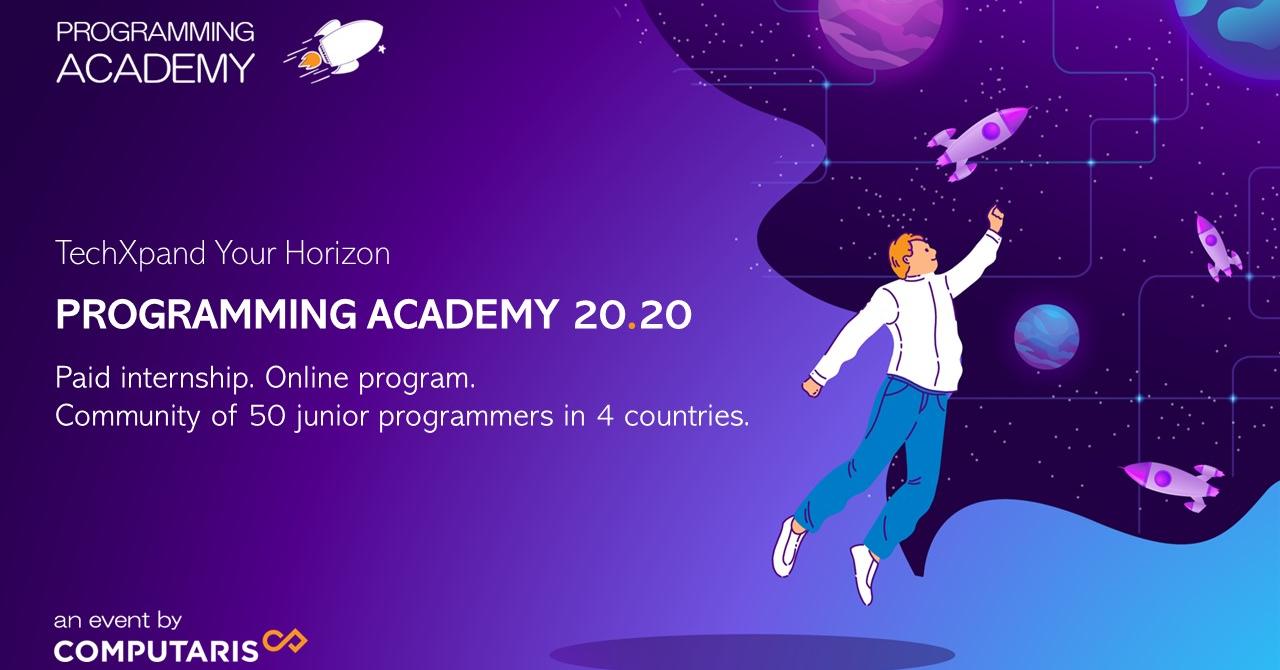 Joburi în IT: Computaris caută pentru 50 de studenţi şi programatori juniori