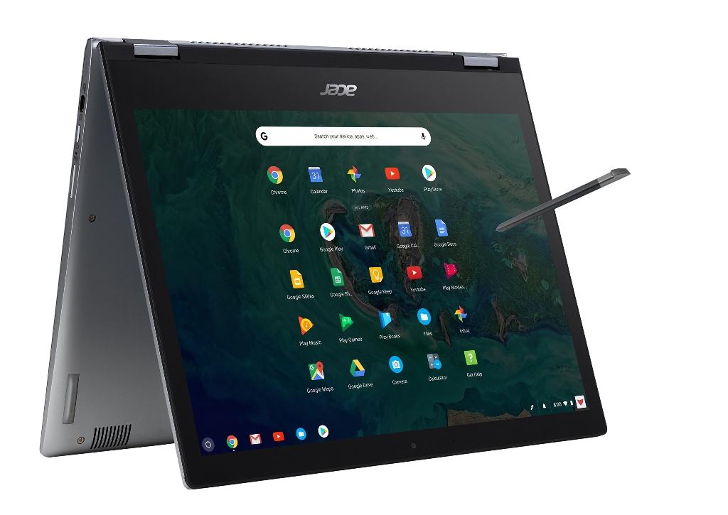 """Primul Chromebook care """"se dă peste cap"""" vine de la Acer"""