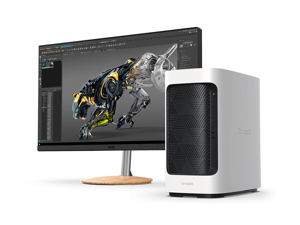 Laptopuri noi de editare video și foto: Acer ConceptD 7 și ConceptD 7 Pro