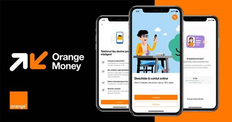Orange Money lansează deschiderea 100% digitală prin aplicație a unui cont