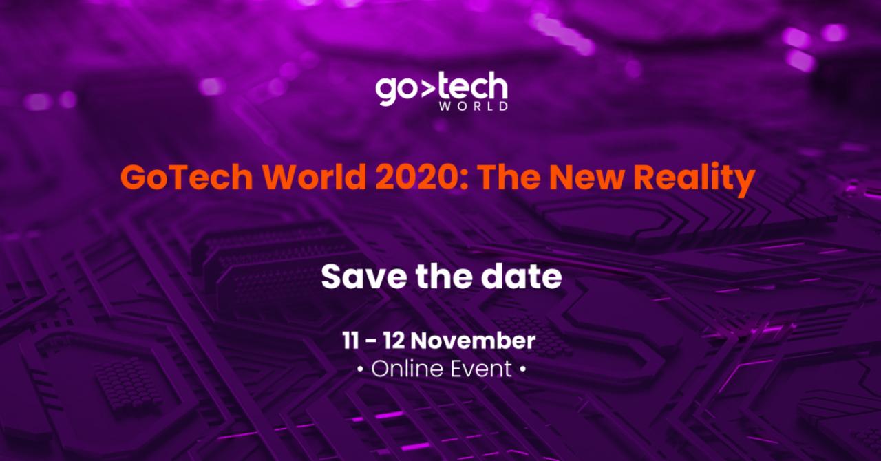 GoTech World se mută în online: Peste 80 de speakeri internaționali și locali