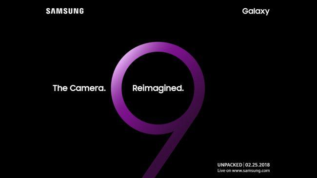 Samsung Galaxy S9 - dată de prezentare, specificații tehnice