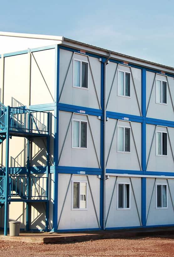 Cabina de pază de la cabine-containere.ro menține siguranța în cadrul oricărei firme