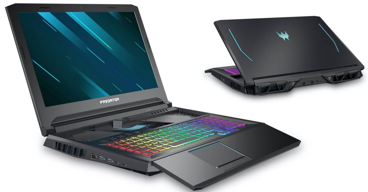 Acer prezintă noi laptopuri de gaming: Predator Helios, Predator Triton și Nitro