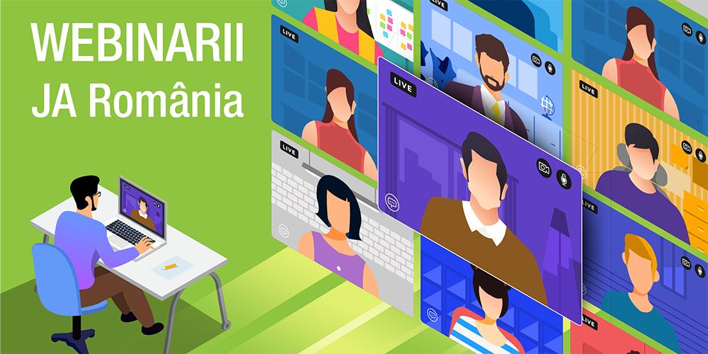 Școala online și educația hibridă: Inițiativa #FutureReady de la JA România