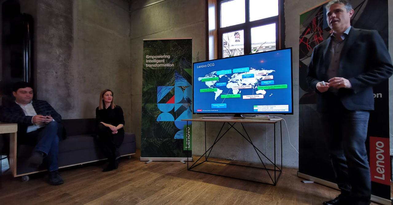 Lenovo: cum va arăta piața muncii în 2020 și cum se schimbă afacerile