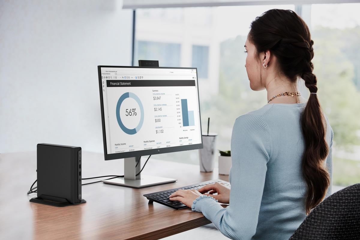 Laptopuri și desktop-uri HP pentru business făcut de acasă-n pandemie