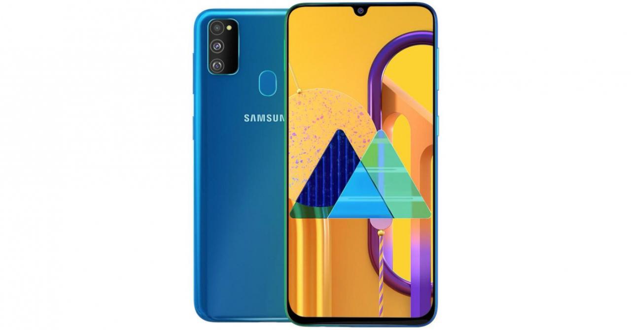 Samsung anunță Galaxy M21, telefon cu o baterie uriașă și cameră foto de 48 MP