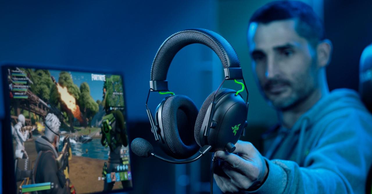 Razer BlackShark V2, căști de gaming dezvoltate pentru profesioniști e-sports