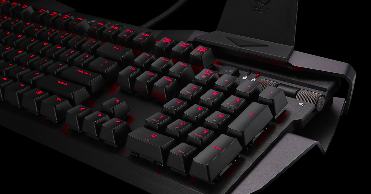 Asus prezintă cele mai noi produse de gaming la CES 2018
