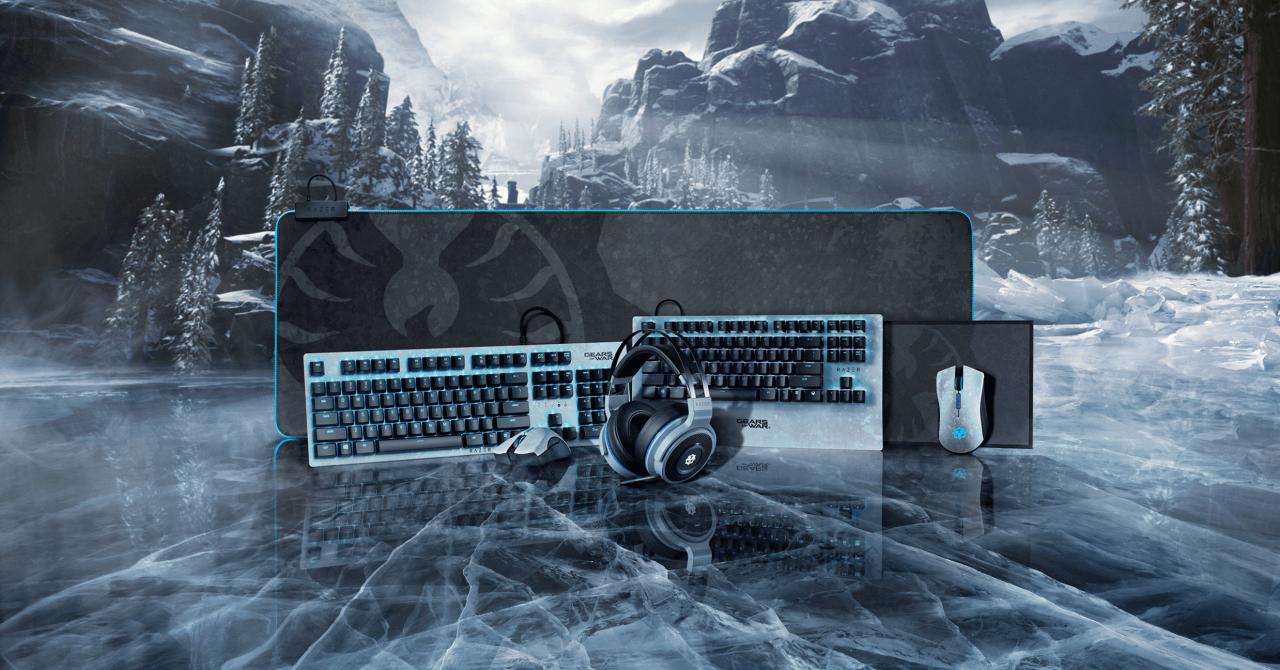 Razer lansează periferice inspirate din jocul Gears 5
