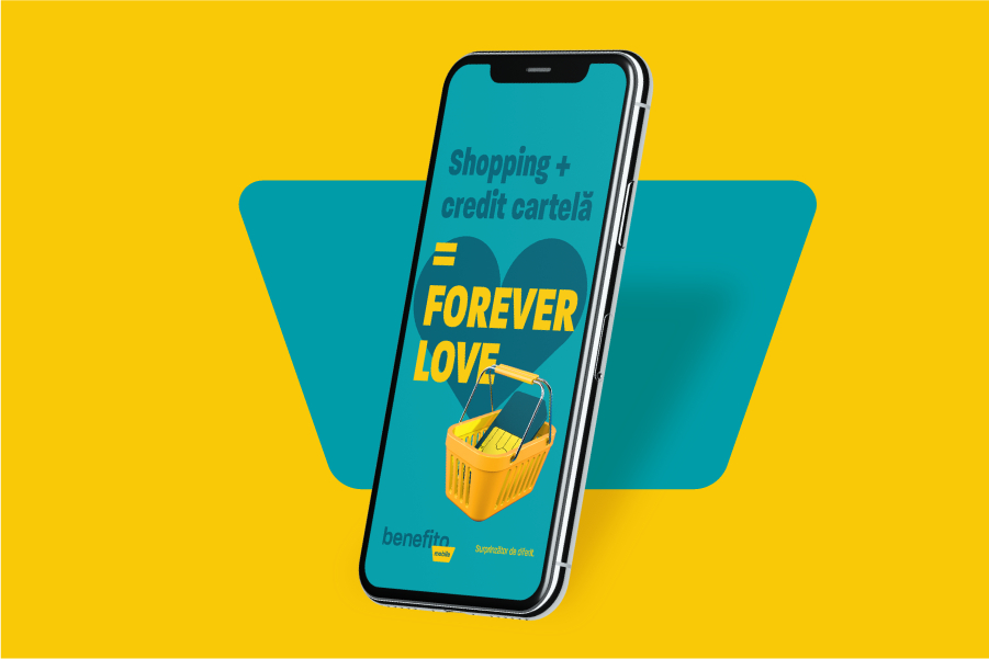 Benefito Mobile lansează cartela prepaid pe care o încarci făcând shopping
