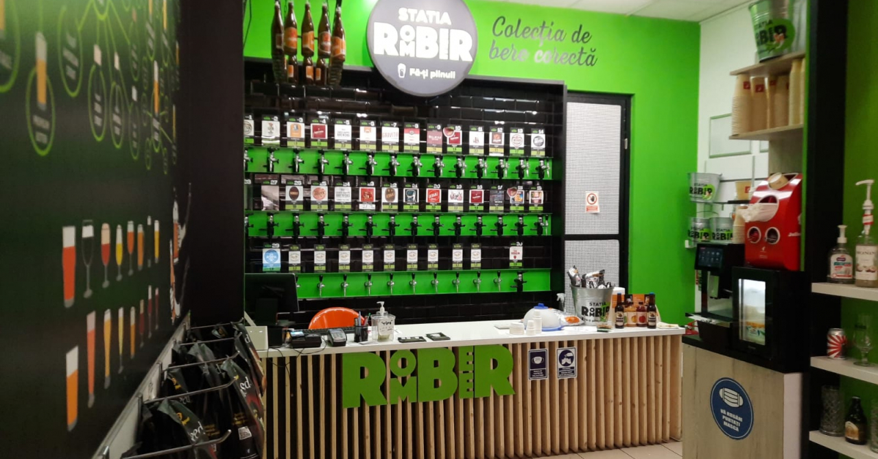 Rombeer: cum au pus pe hartă berea craft românească în 21 de magazine