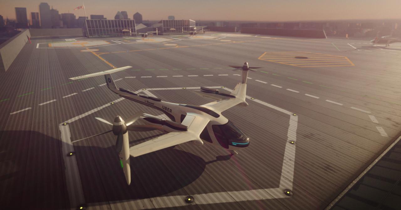 Uber și pe calea aerului: parteneriat cu NASA
