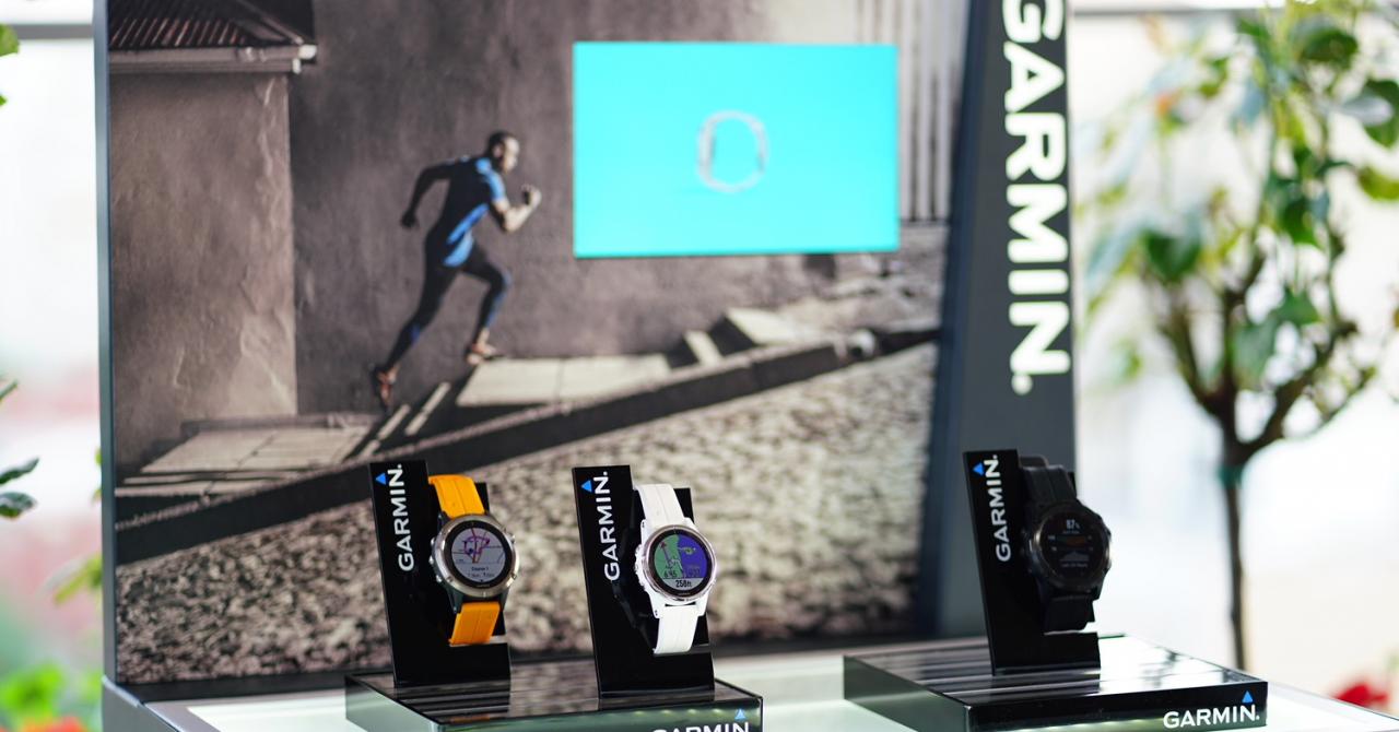 Garmin lansează local ceasuri cu hărți integrate și plăți contactless
