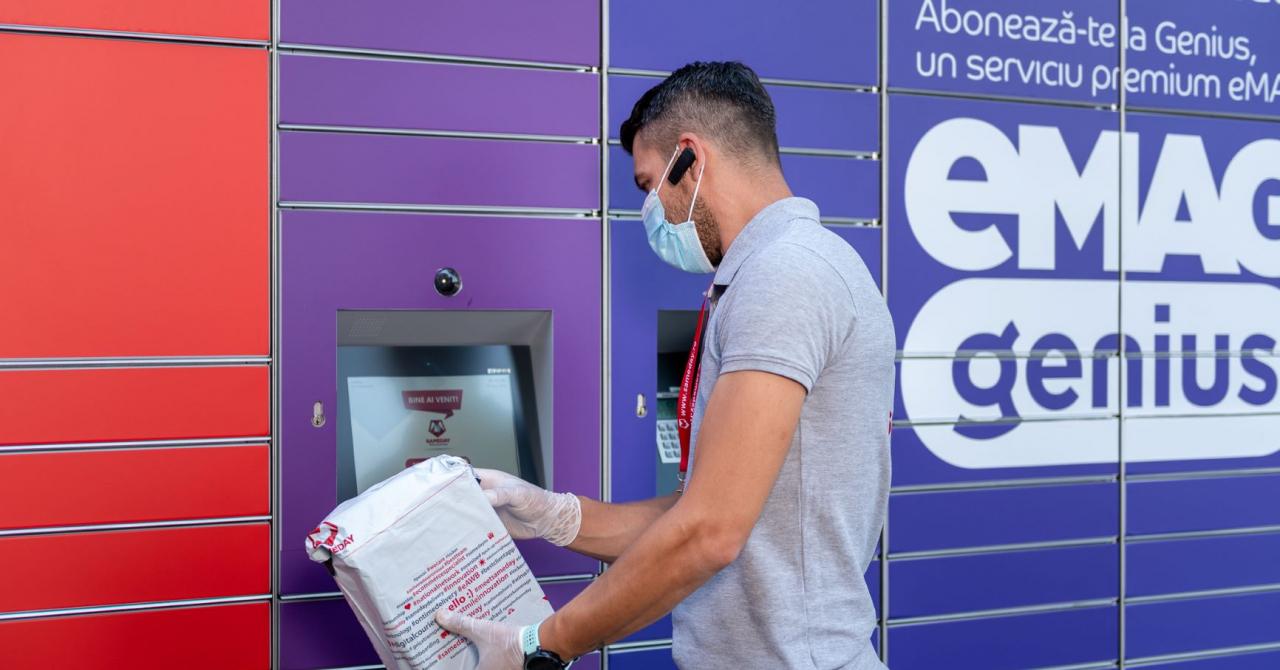 Flanco lansează la nivel național serviciul de livrare la EasyBox