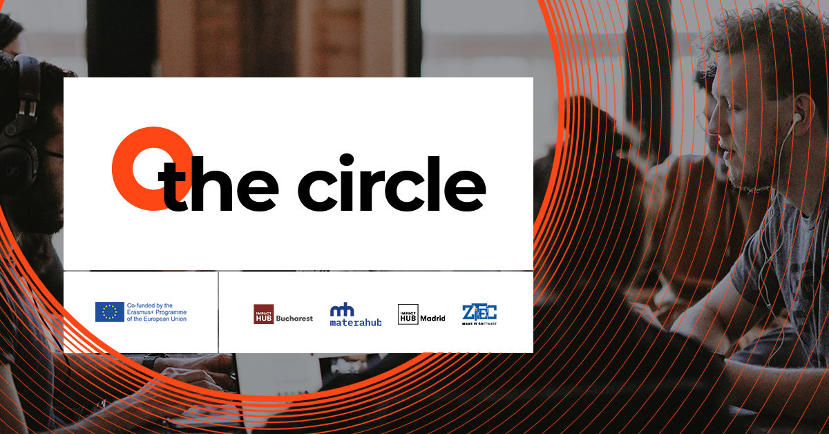 The Circle: program for freelancers & entrepreneurs in Spain, Italy, Romania