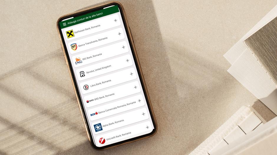 CEC permite integrarea altor bănci în mobile banking prin startup-ul Finqware