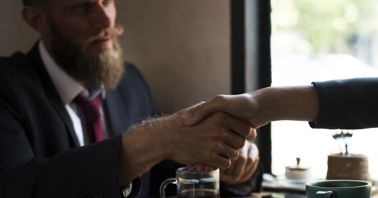 Două lucruri pe care să le faci pentru relații de business de succes