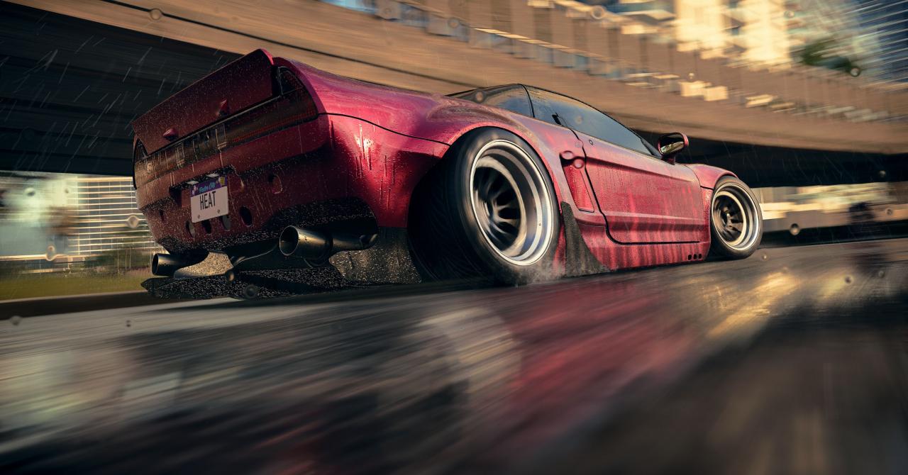 Need for Speed Heat disponibil online. E dezvoltat și în România