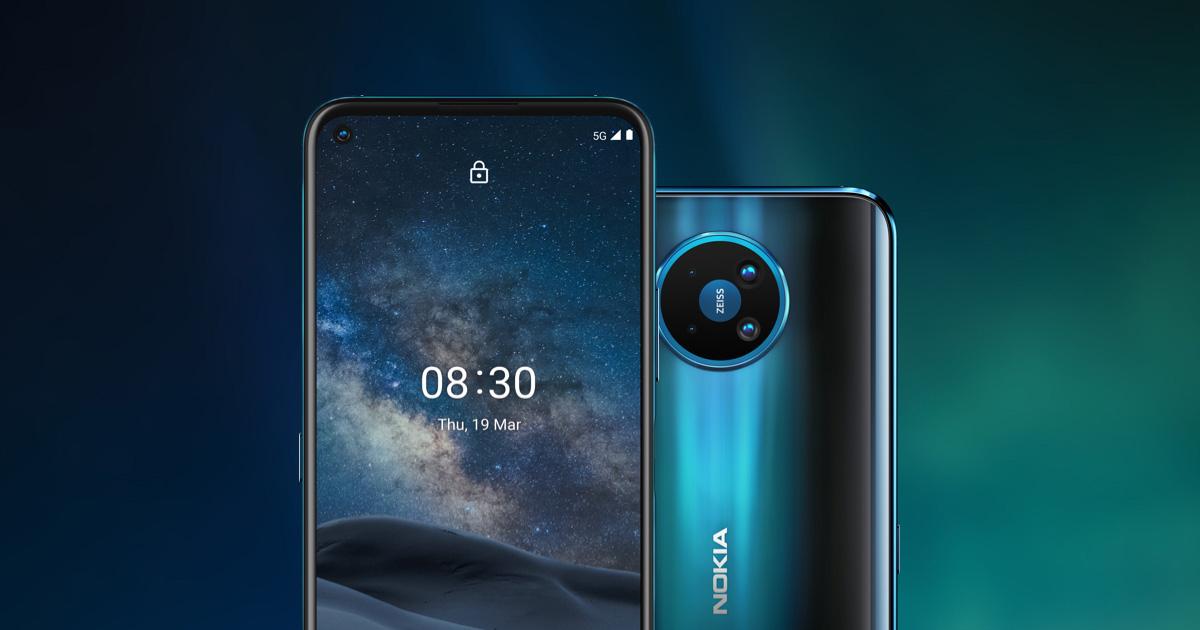Nokia 8.3 5G, primul telefon de la Nokia ce primește actualizare Android 11