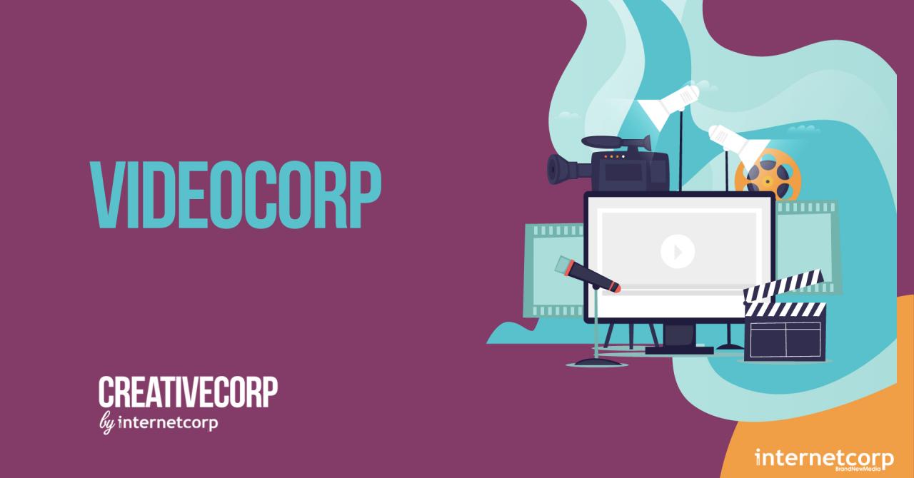 InternetCorp lansează divizia de producție video VideoCorp