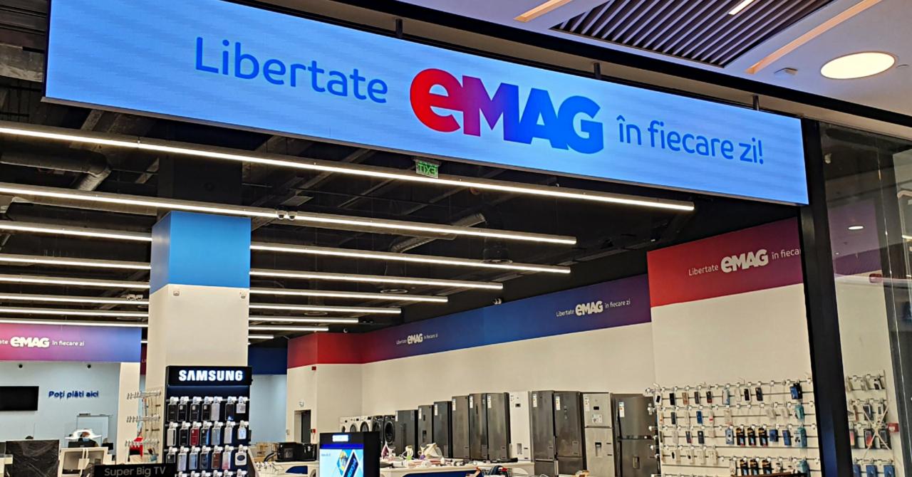eMAG Genius: gama de produse ajunge la 4 milioane