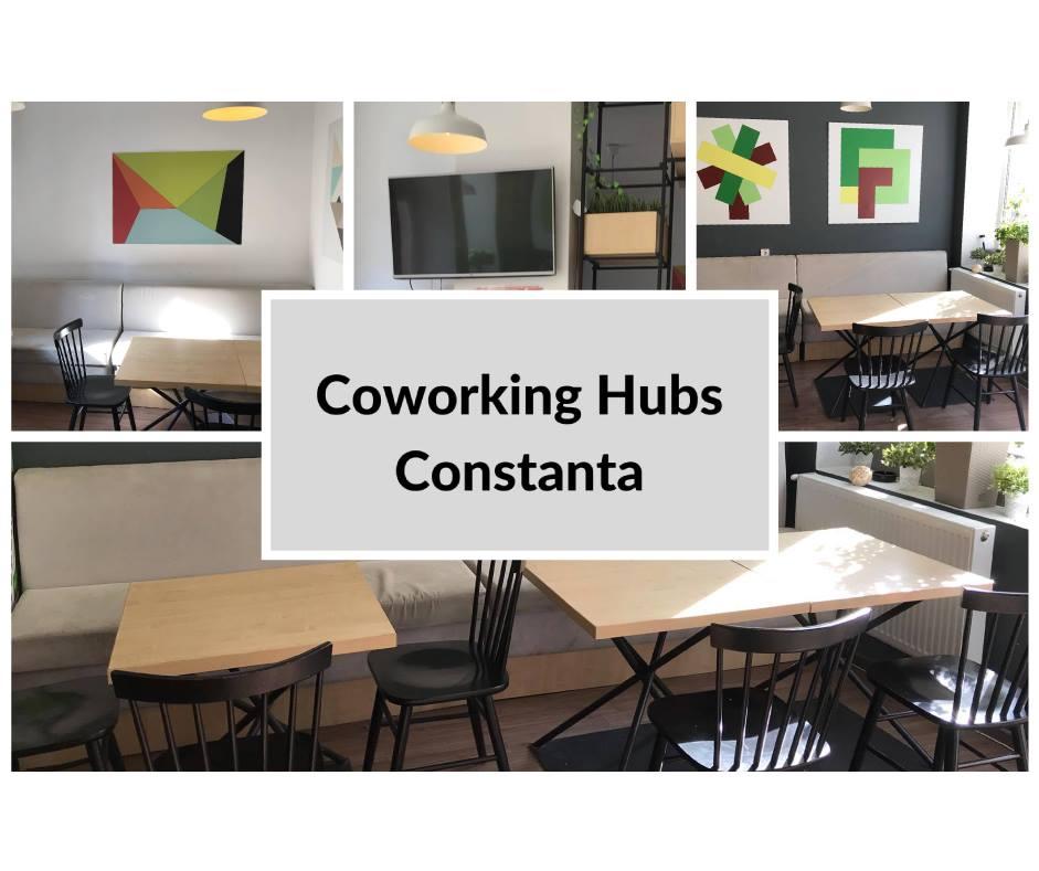 Casa fericirii: hub de coworking în Constanța