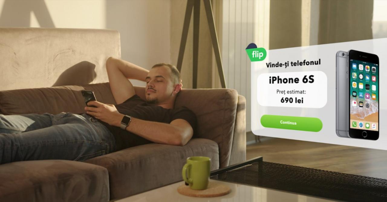 Flip.ro, marketplace-ul de unde-ți iei telefon SH fără să-ți iei țeapă