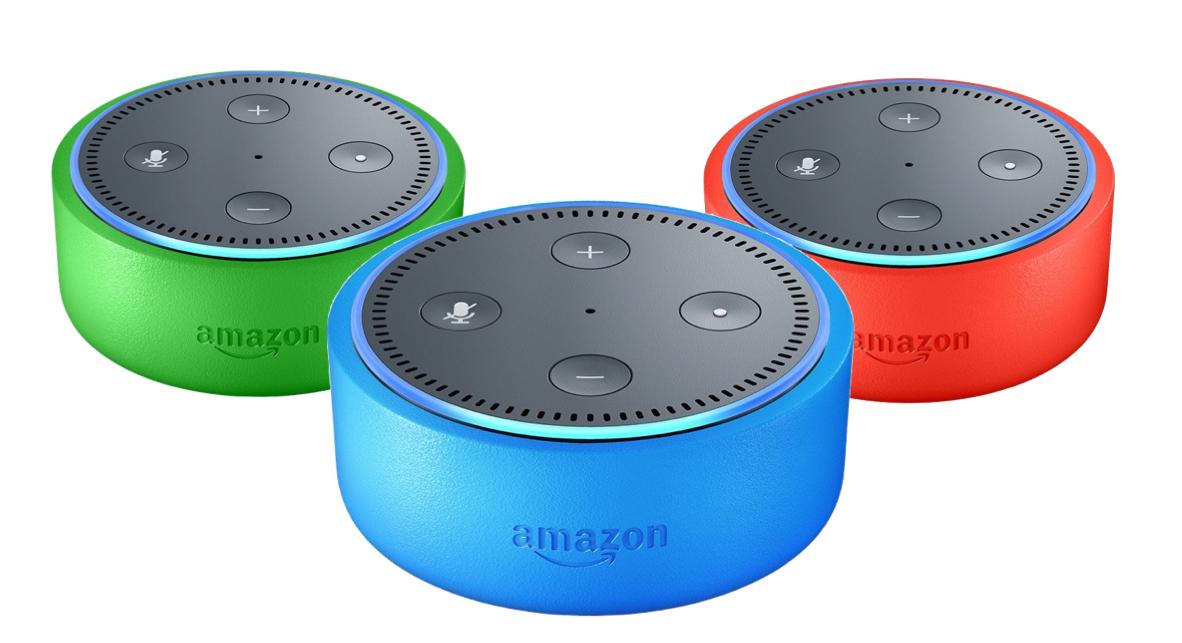 În mintea copiilor: Amazon lansează ediția Echo Dot Kids