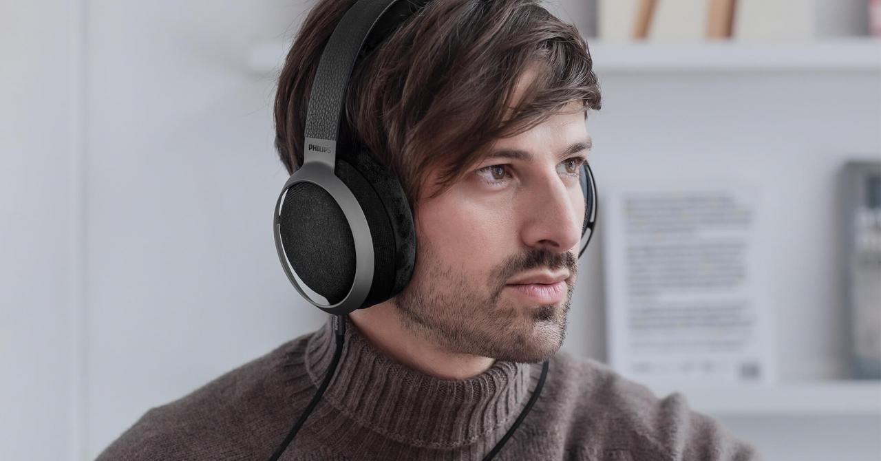 Philips lansează căștile pentru audiofili Fidelio X3
