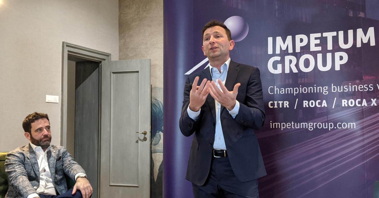 CITR, ROCA & ROCA X se unesc: Impetum Group oferă un hub de resurse