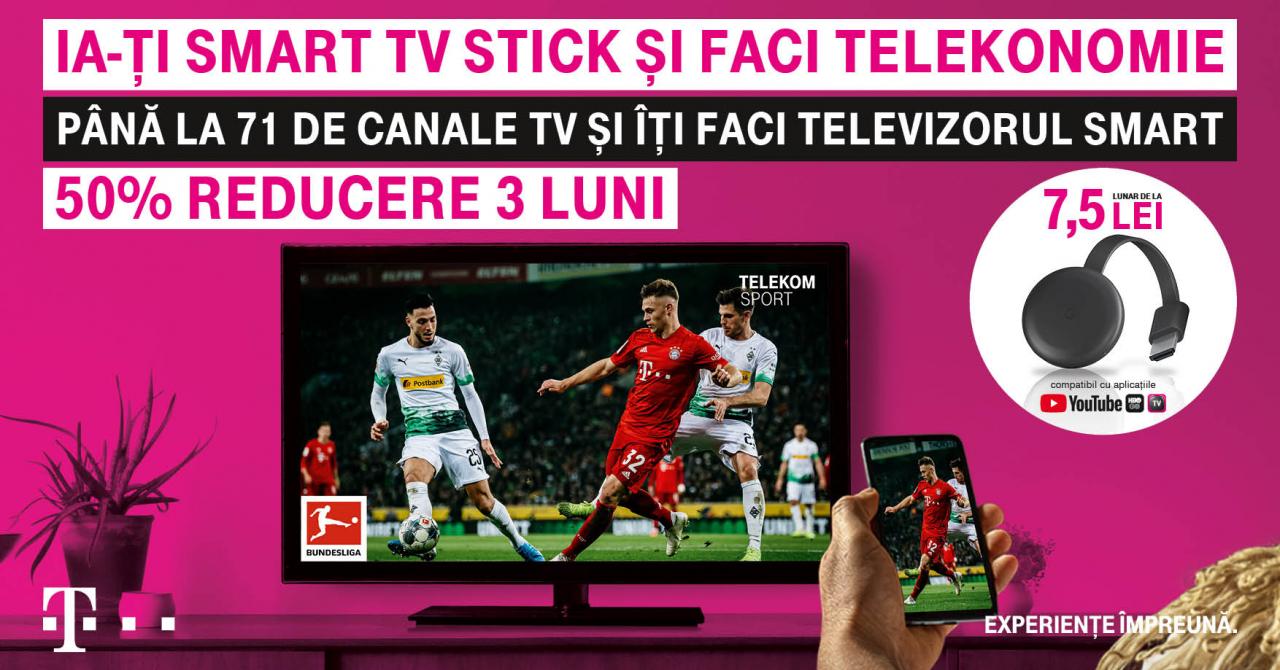 Telekom Romania lansează platforma Telekonomie și un logo cu steagul românesc