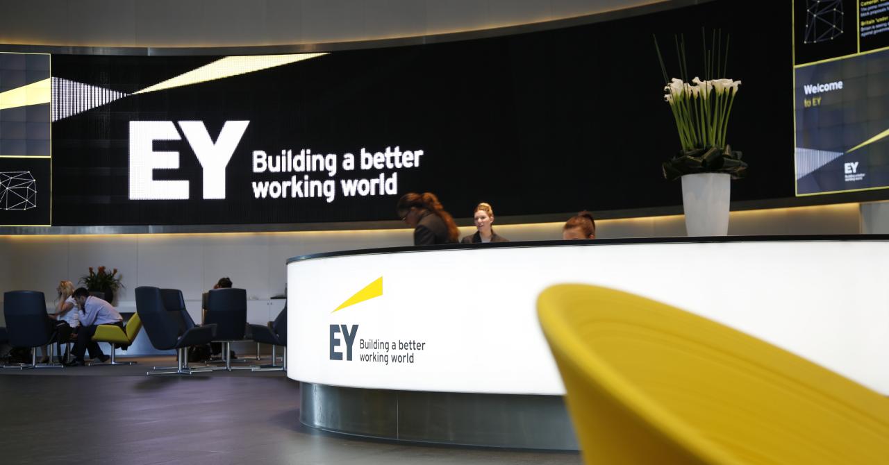 EY investește un miliard de dolari în servicii și soluții inovatoare