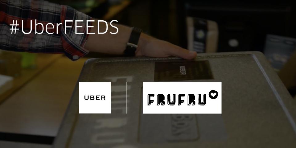 UberFEEDS: donații zilnice de alimente sănătoase. Cum funcționează?