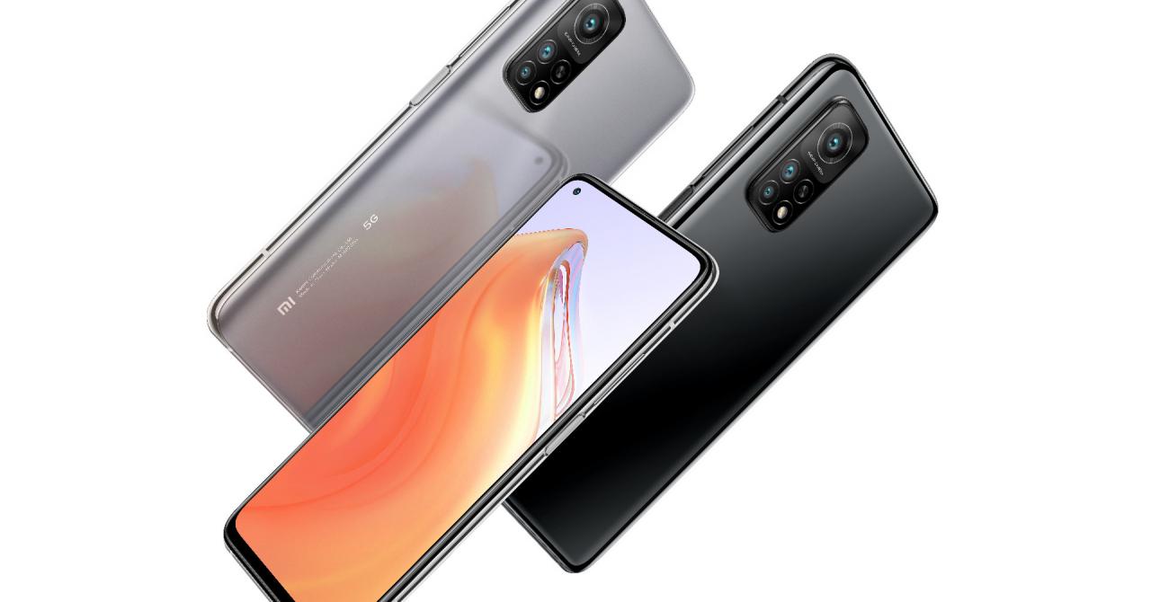 Xiaomi lansează seria Mi 10T, telefoane cu ecrane rapide și baterii mari