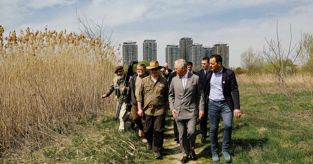 Antreprenorul care luptă pentru peisajele virgine ale României