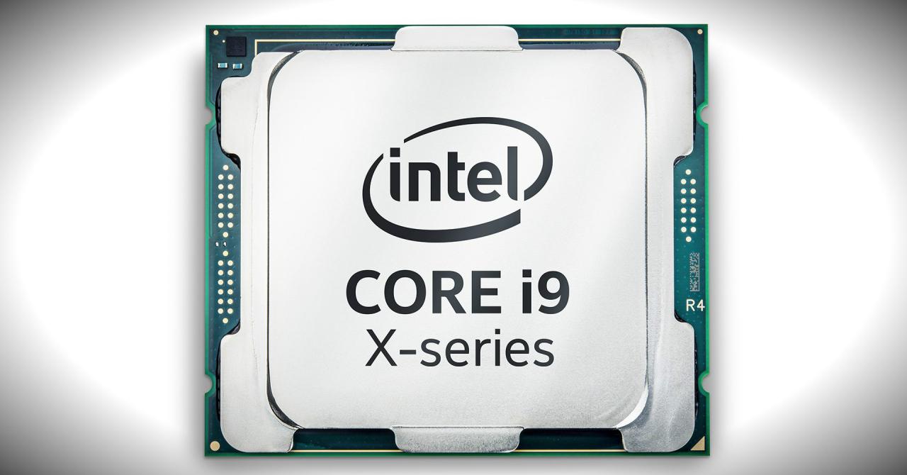 Intel Core i9 este un procesor cu 18 nuclee și preț mare