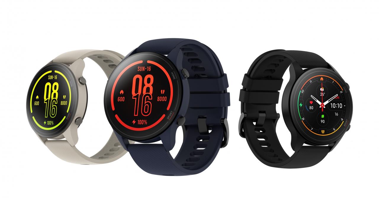 Ceasul inteligent Xiaomi Mi Watch, disponibil în România