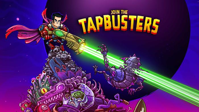 Jocul românesc Tap Busters, peste un milion de descărcări în 6 luni