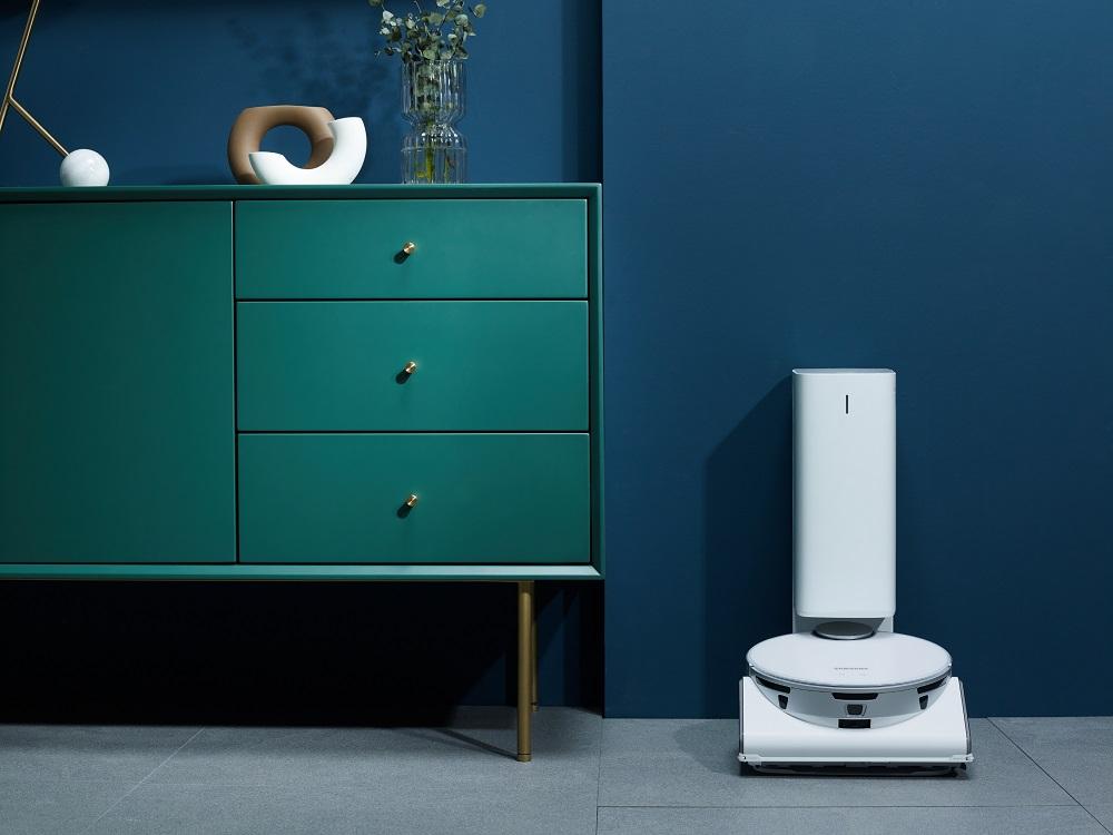 Aspiratorul robot și mașinile de spălat cu inteligență artificială de la Samsung