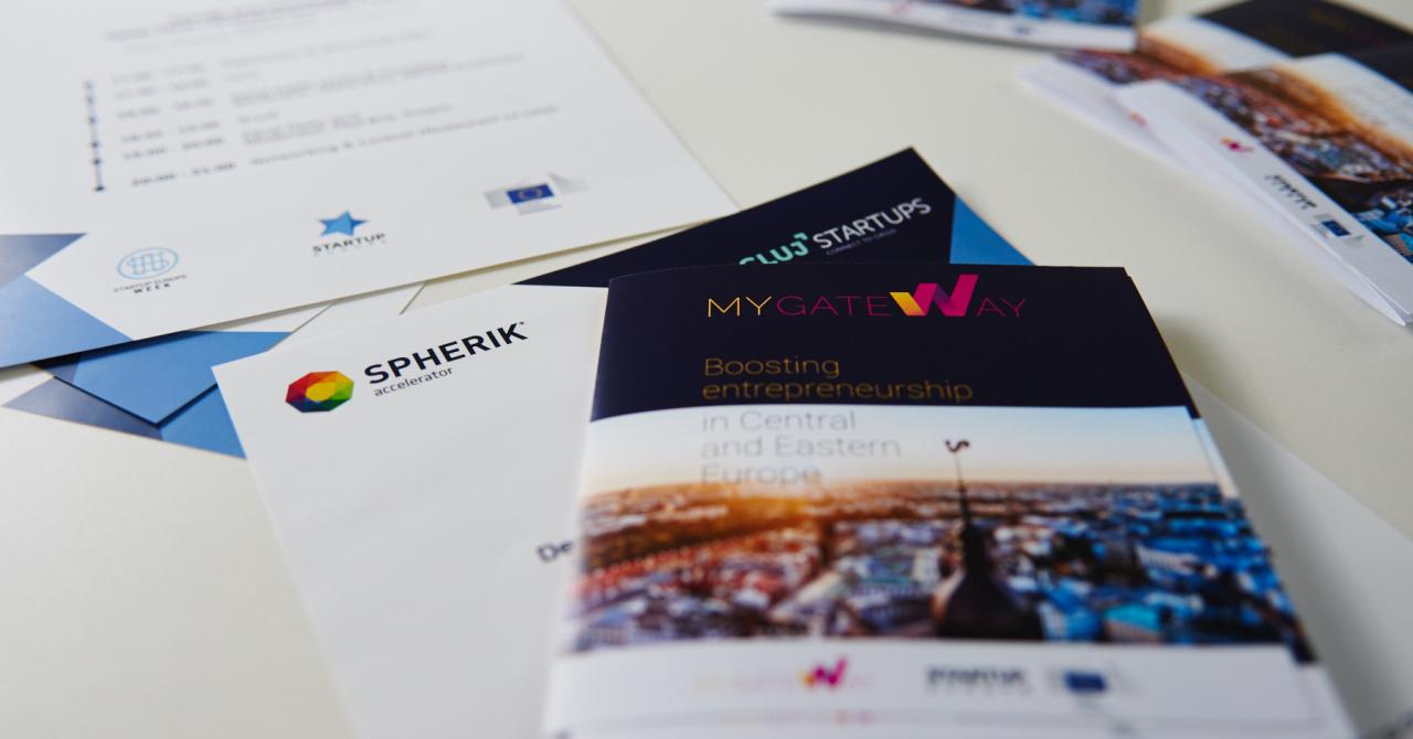 "Spherik devine ""ambasador"" Startup Europe în România"