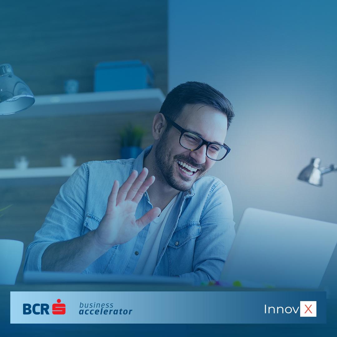 Acceleratorul BCR-InnovX: Înscrieri până pe 30 aprilie pentru soluții COVID-19