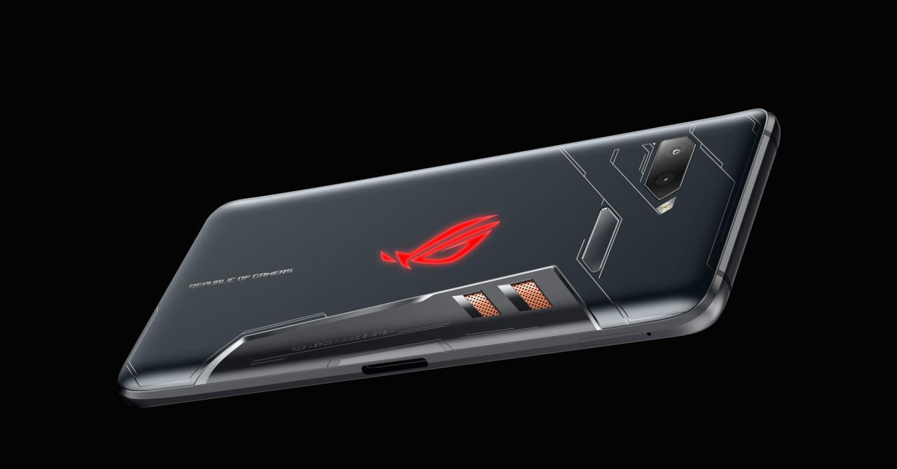 ASUS ROG Phone II va fi echipat cu procesor Snapdragon 855 Plus