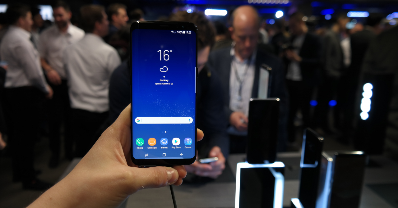 Miza pentru ecosistem - pentru cine este Samsung Galaxy S8?