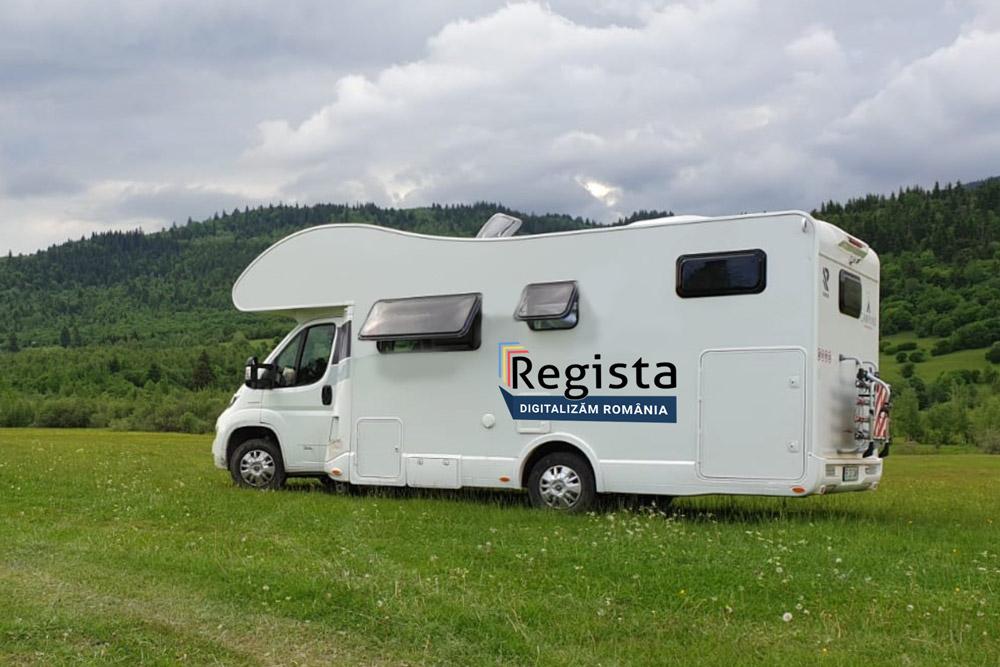 Zitec pornește Caravana Regista pentru accelerarea digitalizării autorităților