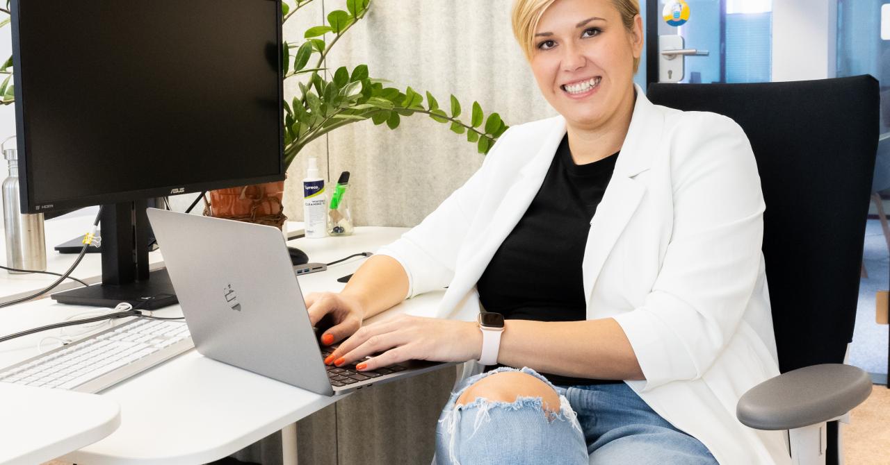 Irina Scarlat (fost Revolut) devine Chief Growth Officer al fintechului Bitpanda