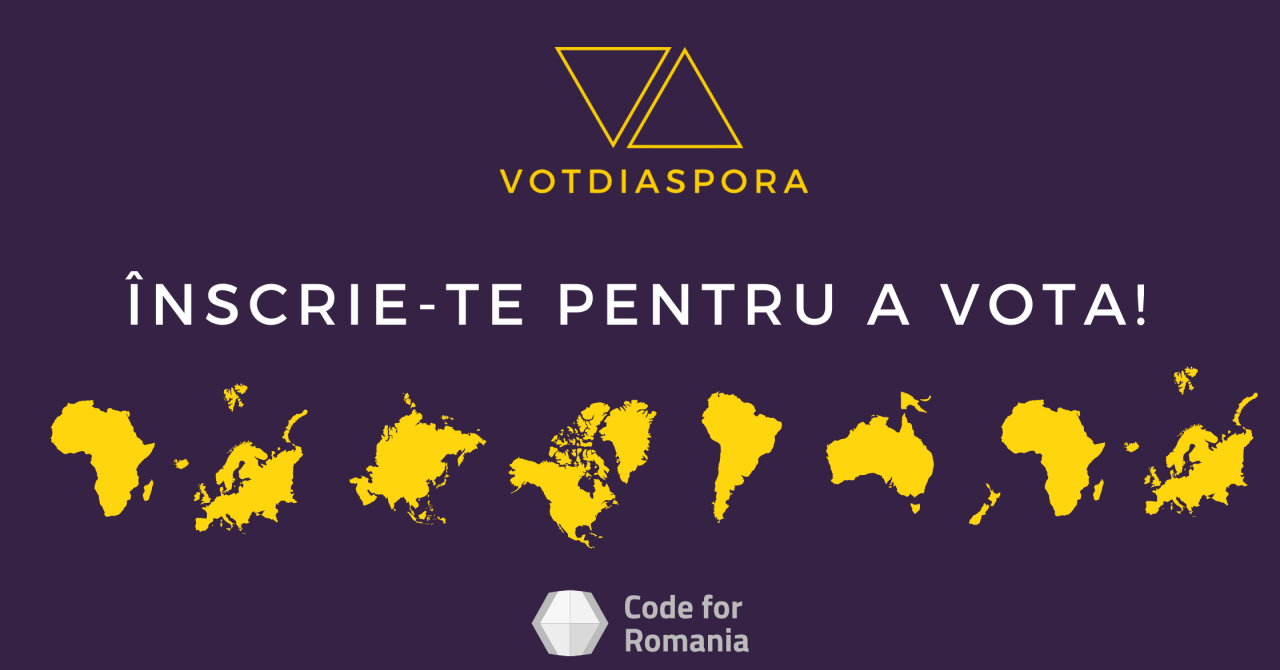 Alegeri locale   Vot Diaspora: vot prin corespondență ca să nu mai stai la coadă