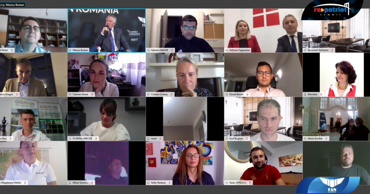 Concluziile RePatriot Summit: cum poate diaspora să regenereze România